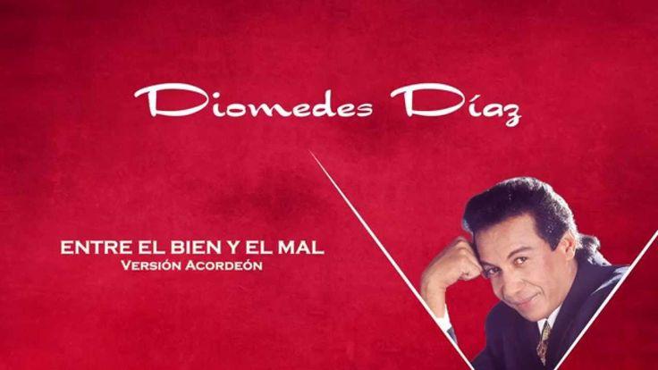 Diomedes Díaz - Lyric Video Entre El Bien y El Mal (Version Acordeón)