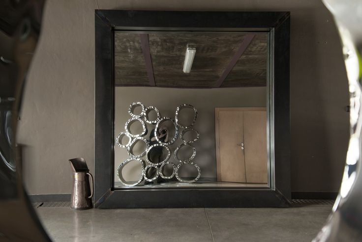 Mirror Big Square by ENDSIDE ORIGINALS