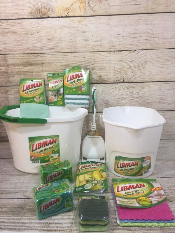 Want to win Libman Cleaning Products Prize Pack? I just entered to win and you can too.