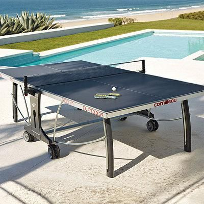 Outdoor Table Tennis Sport 300   Blue   Frontgate