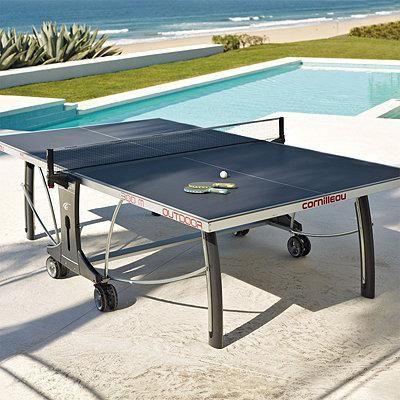 Schön Outdoor Table Tennis Sport 300   Blue   Frontgate