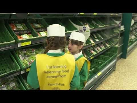 Tesco launches food education drive in primary schools as part of Eat Happy project | The Drum