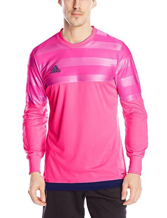 1e0fd2c566c Adidas Performance Men's Entry 15 Goalkeeper Jersey : Sports &  Outdoors|football jersey|new