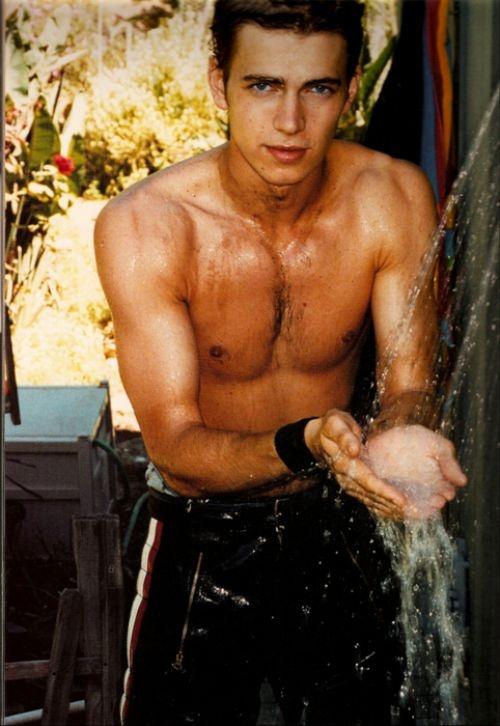 Hayden Christensen.