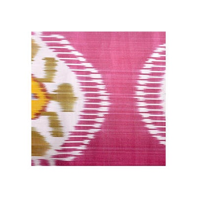Ella Silk/Cotton Fabric, Red by One Kings Lane $33 #Olioboard #Product #Sales