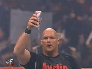 New trending GIF on Giphy. party beer drinking stone cold steve austin. Follow Me CooliPhone6Case on Twitter Facebook Google Instagram LinkedIn Blogger Tumblr Youtube