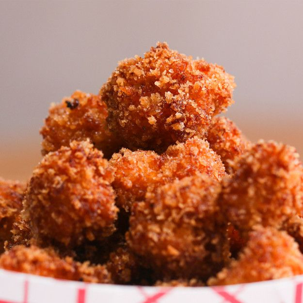 Chipotle Popcorn Chicken