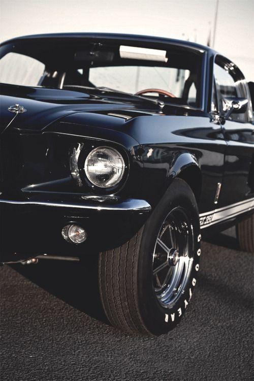 '67 Shelby Mustang GT 350 (Credit: Birgir & Björn) - wah! Need this!