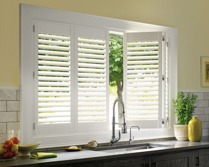 Plantation Shutters | Shutters (also Called Plantation Shutters) Are Both  Highly Detailed .