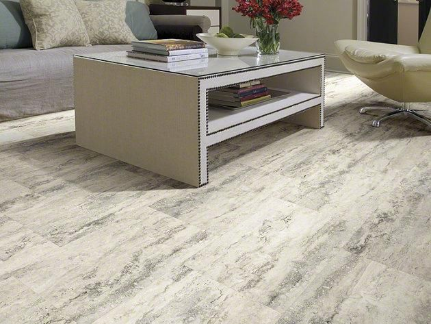 Resilient Rock Creek Tile     Millstone   Flooring By Shaw