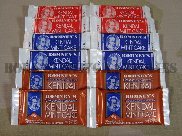 Romney's KENDAL MINT CAKE BARS...these kick York Peppermint Patty's butt! SOOO good!!