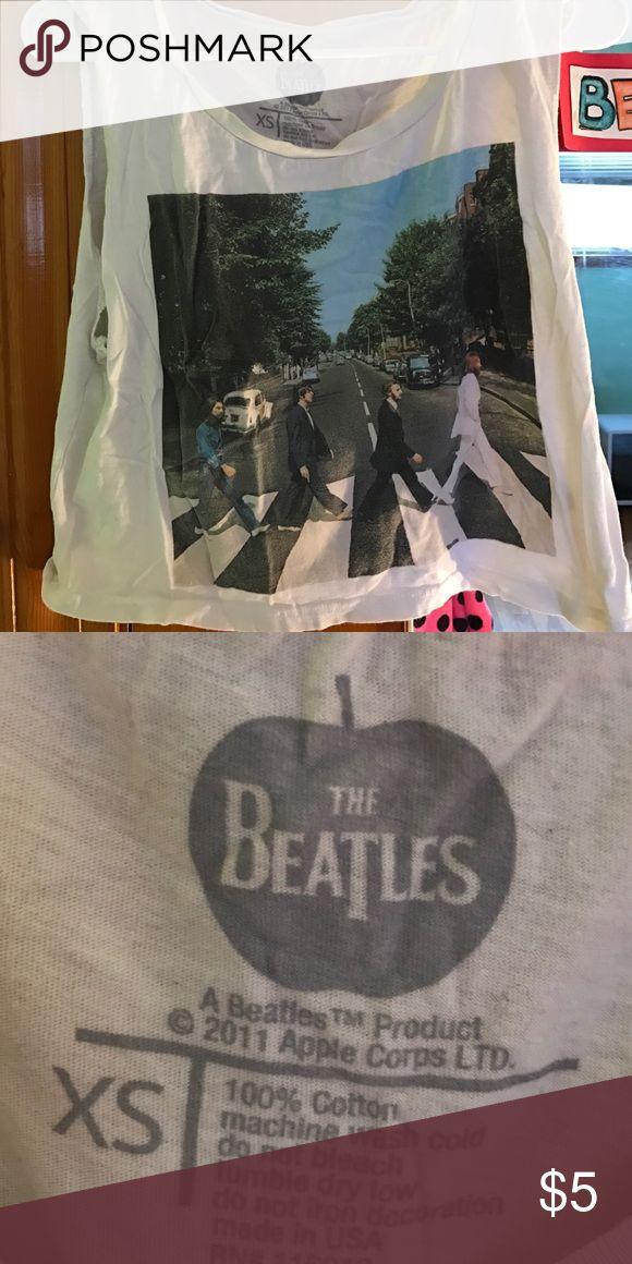 The Beatles Crop Top shirt Crop Top Tops Crop Tops