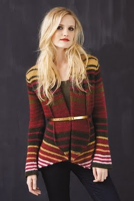 LOVE this sweater by Wooden Ships Paola Buendia!