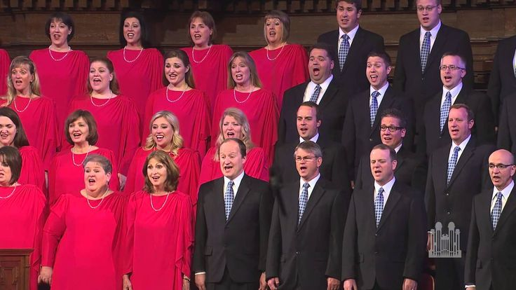 """Hallelujah Chorus - Mormon Tabernacle Choir  Handel wrote the entire Messiah in a mere 30 days. After writing the Hallelujah Chorus, his assistant found him in tears saying, """"I did think I saw Heaven open, and saw the very face of God."""""""