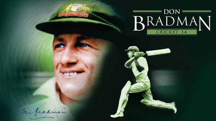 """Sir Donald George Bradman, AC (27 August 1908 – 25 February 2001), often referred to as """"The Don"""", was an Australian cricketer, widely acknowledged as the greatest Test batsman of all time. Bradman's career Test batting average of 99.94 is often cited as the greatest achievement by any sportsman in any major sport. #donaldbradman #bradman #donbradman #sports #sportsman #thedon #cricket #influential #greatest #australian"""