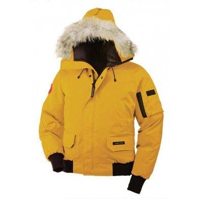 Canada Goose Yellow Coat