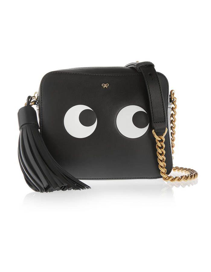 Petit sac noir Anya Hindmarch