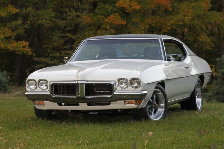 1971 Pontiac Lemans T37 Pro Touring