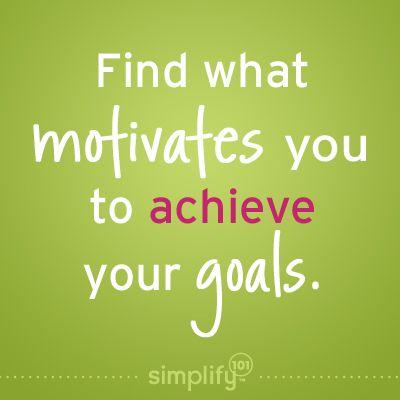 25+ best ideas about Reaching Goals on Pinterest ...