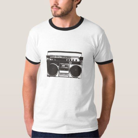 Old School Cassette Player T-Shirt - click to get yours right now!