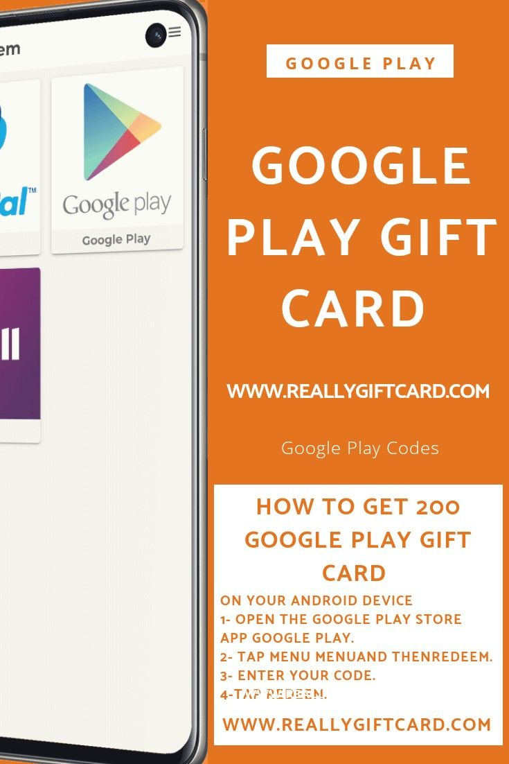 How To Get 200 Google Play Gift Card Without Doing Anything Google Play Gift Card Gift Card Amazon Gift Card Free