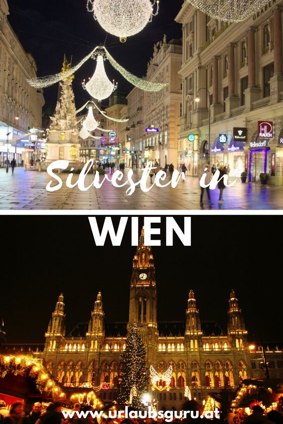 Ich verrate euch, was ihr an Silvester in Wien machen könnt.