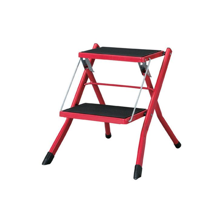 Details About Folding Step Stool Home Ladder Compact