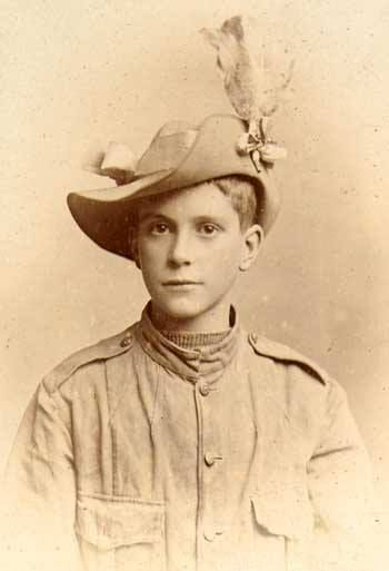 On 15 December, 1899, fourteen-year-old bugler John Francis Dunne became a British folk hero with his valor during the Boer War Battle of Colenso. Dunne sounded the advance as his battalion, the Royal Dublin Fusiliers, splashed across the Tugela River in the face of Boer fire. After a bullet went through his right arm and a chunk of shrapnel struck his chest, Dunne shifted his bugle to his left hand and continued to blow the sound of the advance. By some accounts he was the first of his…