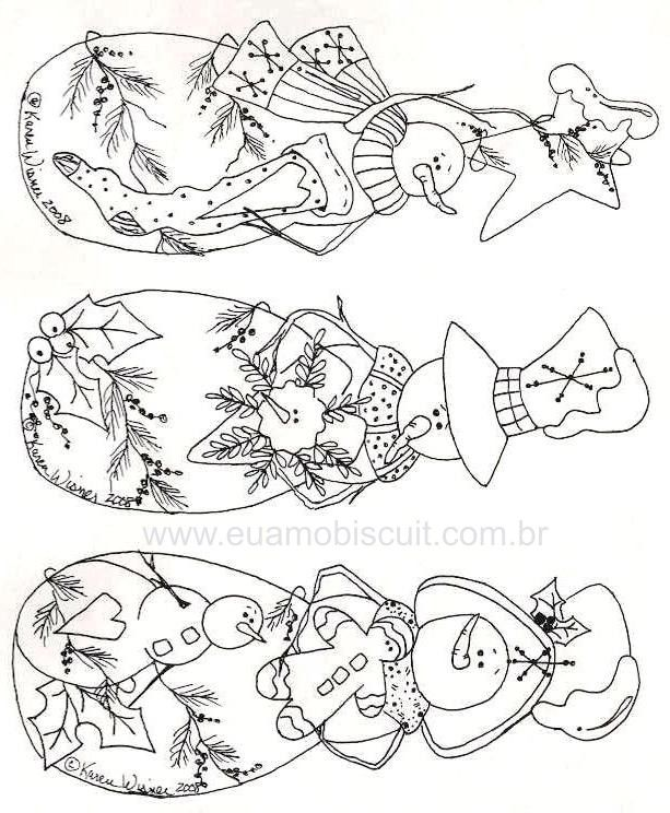 163 Best Christmas Coloring Pages Images On Pinterest