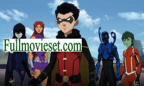 Watch teen titans online for free