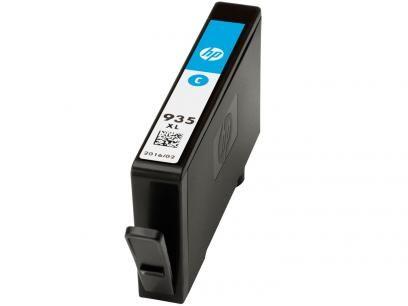 Cartucho de Tinta HP Ciano - 935XL com as melhores condições você encontra no Magazine Luisacesar. Confira!
