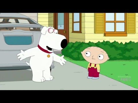 Stewie Griffin flips out when sing if your happy and you know it clap your hands - YouTube