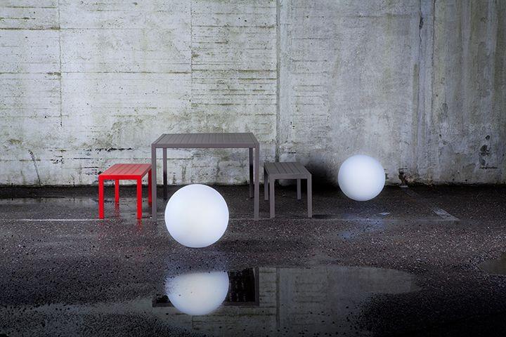 Sundays Frame spisebord  #hage #uterom #utemøbler #norskdesign #sundays #sundaysdesign