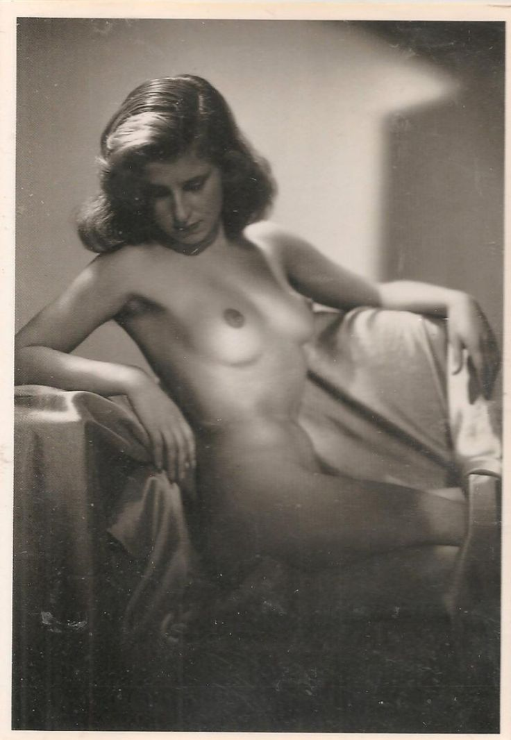 nude women photography Vintage