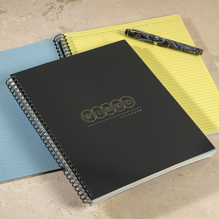Levenger wired notebook annotation ruled price 1200