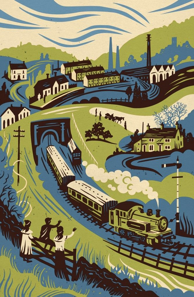 The Railway Children - Tom Duxbury