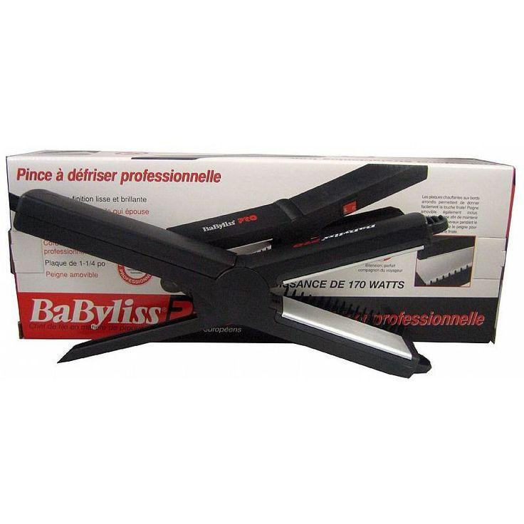 BaByliss Pro Professional Hair Straightener - 1 1/4inch - BAB1552