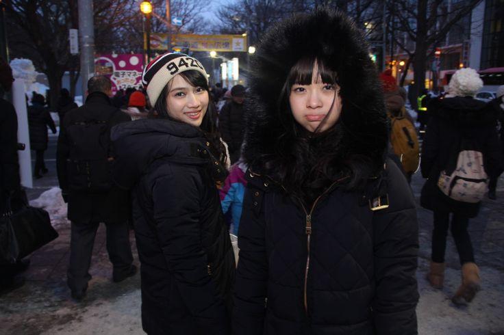 YOKOSO JKT48 - Hokkaido offshot #YokosoJKT48 #JKT48matome
