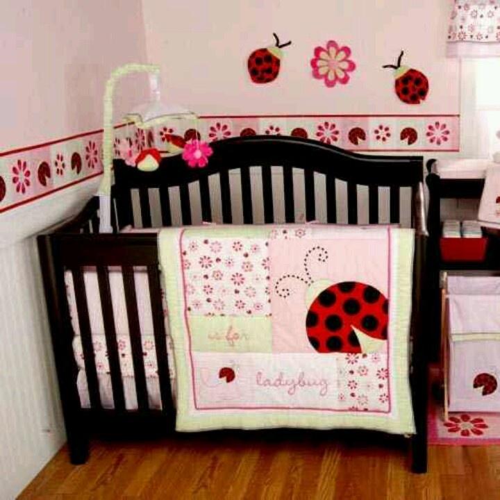 52 best Ladybug Nursery Inspiration images on Pinterest | Ladybug ...