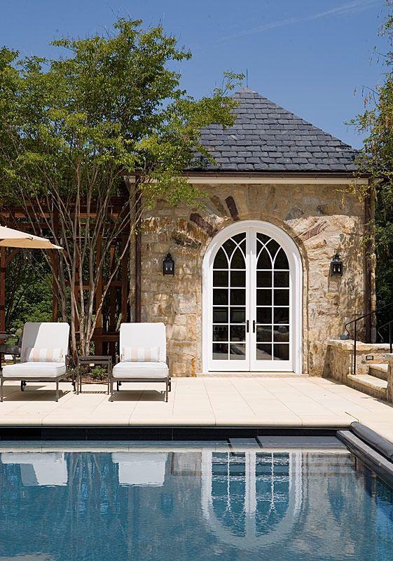 .Prettiest Pool Houses.