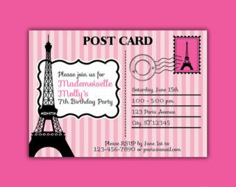 25 best paris fashion show party images on pinterest birthdays paris party printable invitation instant download you edit yourself with adobe reader solutioingenieria Choice Image