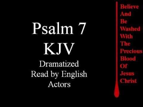 Psalm 7 KJV
