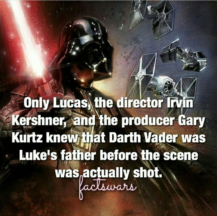 They did this for Mark Hamill's best reaction // Star Wars Facts