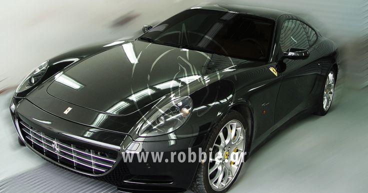 Ferrari 612 Scaglietti / Φανοποιία - Βαφή αυτοκινήτου // #Βαφή_Αυτοκινήτου #Βαφή_Φούρνου #Φανοποιία #robbieadv