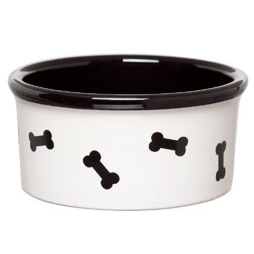 Signature Housewares Dog Bones Dog Bowl, Extra Small Signature Housewares http://www.amazon.com/dp/B004FPILJI/ref=cm_sw_r_pi_dp_ovO1tb186YJ6BTHN