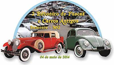 II Encontro de fuscas e carros antigos de Itamonte