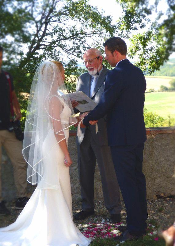 Chateau Garden wedding August 2016  Chateau de Lartigolle.  Photograph by Cherry Thatcher