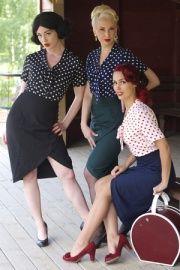 Miss Vintage webshop retro kleding
