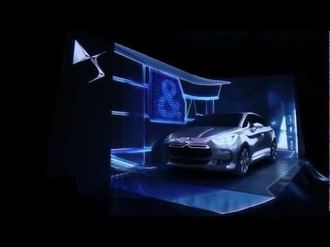 Citroën DS5 CARMAPPING