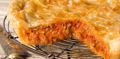 La Salteña - Tarta de Atún